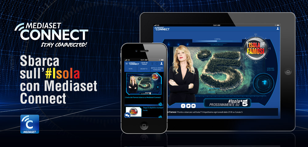 mediaset connect